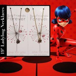 BFF Ladybug 🐞 Necklaces